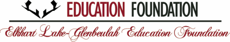 Elkhart Lake - Glenbeulah Education Foundation